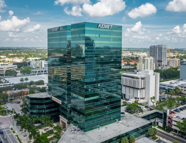 One East Broward - Sublease